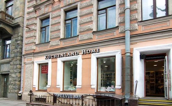 Retail premises (160 m2) for sale on Nevsky Prospekt