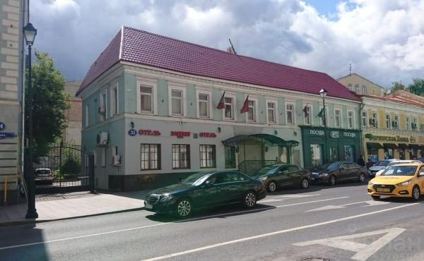 Albergo in affitto/vendita in centro a Mosca