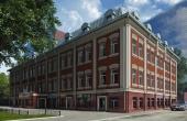 Uffici in affitto o vendita in palazzetto restaurato in zona Paveletskaya