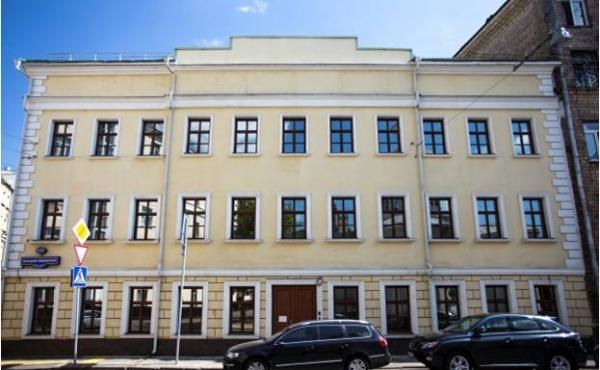 Palazzetto in affitto nelle vicinanze dell'Ambasciata italiana a Mosca